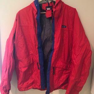 red patagonia winter coat